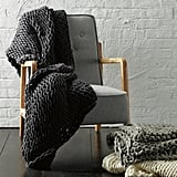 Chunky Knit Throw, $59.99