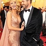 Blake Lively and Ryan Reynolds Were Almost Too Perfect at the Met Gala