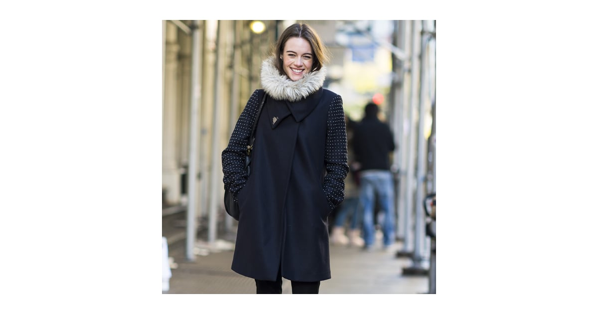 Winter Street Style Inspiration 2012 Pictures Popsugar