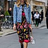 Veronika Heilbrunner at Couture Fashion Week Fall 2016