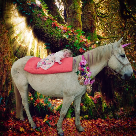 Unicorn Birthday Surprise For Girl With Special Needs