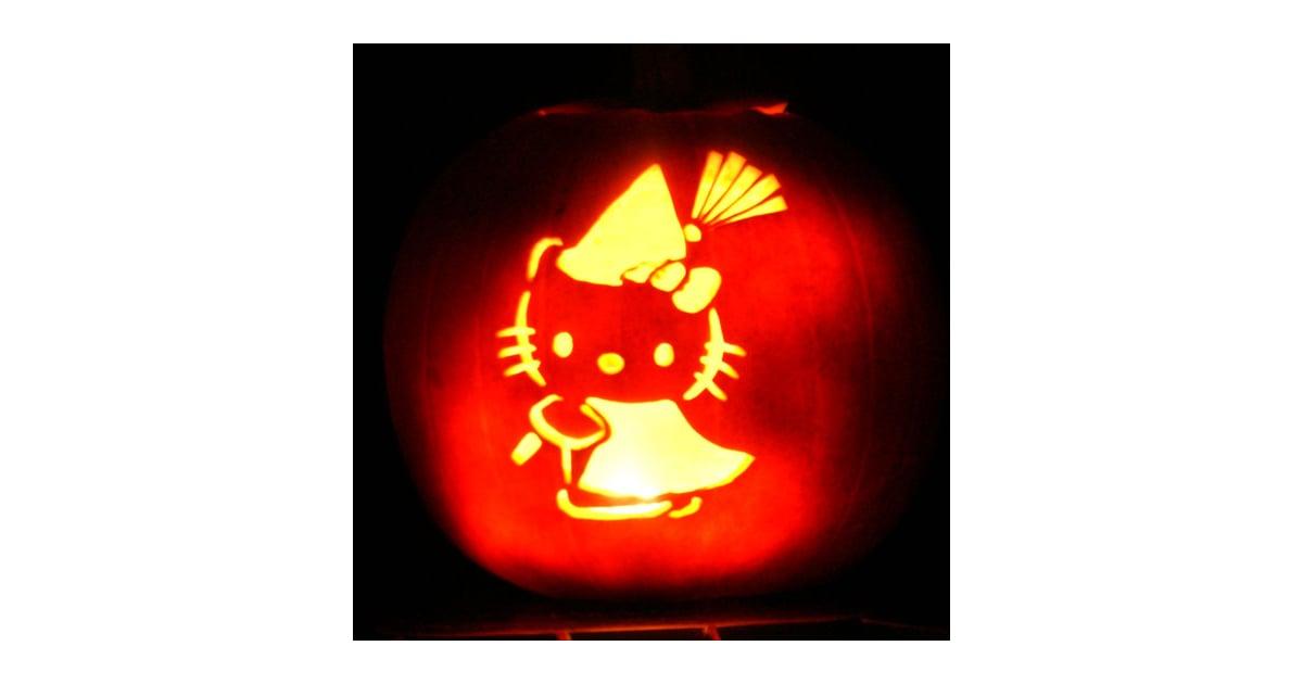 Animal And Sci Fi Pumpkin Carving Templates Popsugar Tech