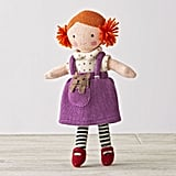 Knit Crowd Toddler Doll Redhead