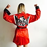 Mickey & Co Gym Boxing Robe ($65)