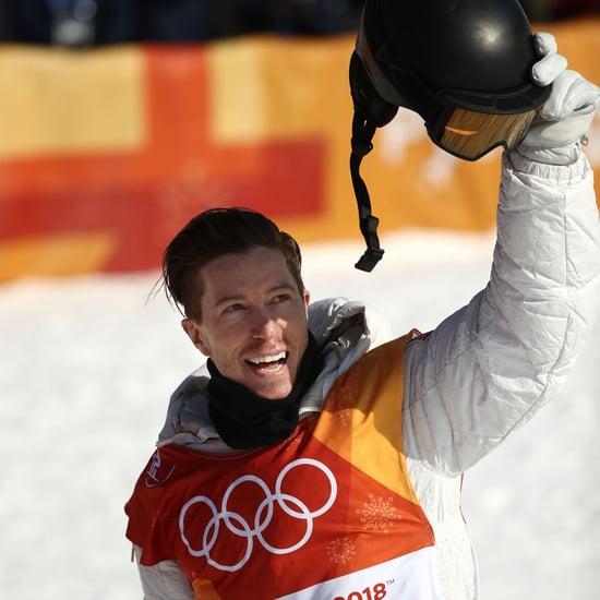 Shaun White Wins Gold 2018 Olympics Halfpipe