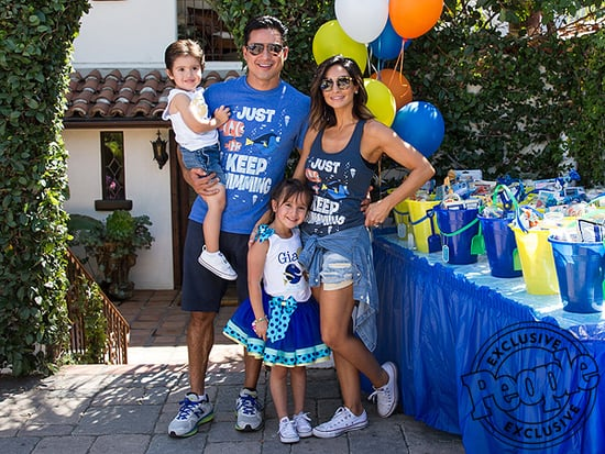 Just Keep Swimming! Inside Mario Lopez's Finding Dory Birthday Bash for His Kids