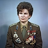 Valentina Tereshkova, World's First Female Astronaut