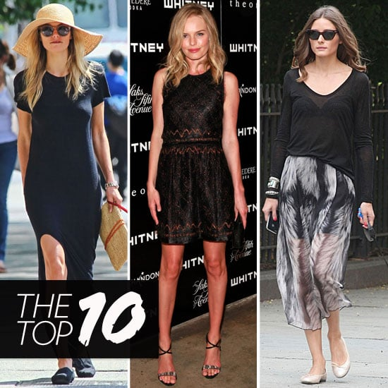 Fab's Top 10 Celebrity Looks of the Week — Kate, Olivia, Jessica, and More!