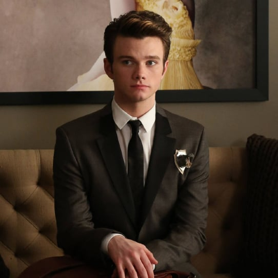 Truth Behind Rumours Chris Colfer is Leaving Glee