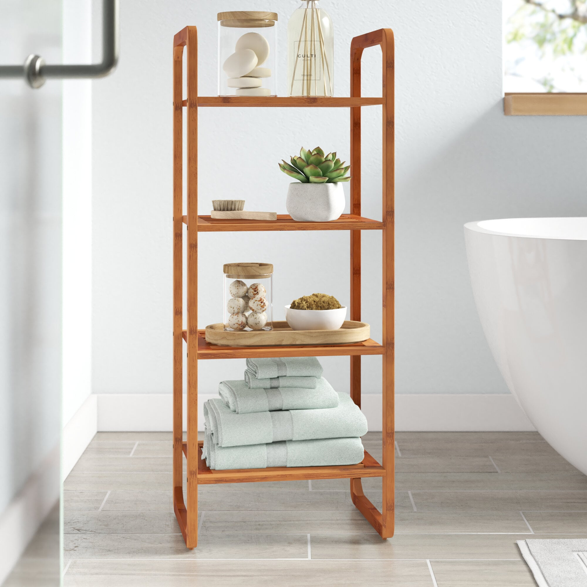 Best Bathroom Storage Products From Wayfair  POPSUGAR Home UK