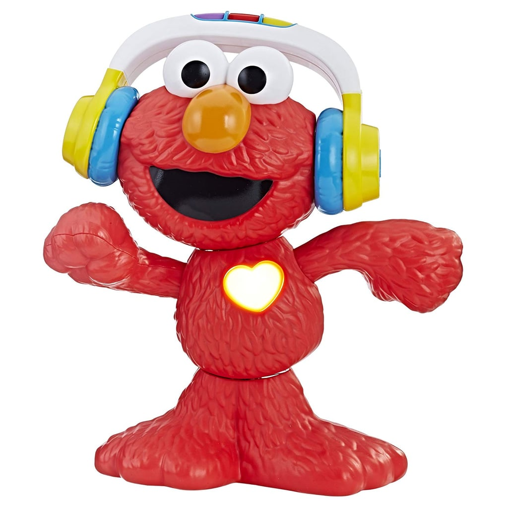 Sesame Street Playskool Friends Let's Dance Elmo