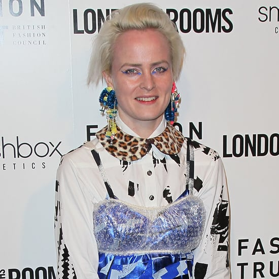 Louise Gray and Topshop in Fashion and Makeup Collaboration