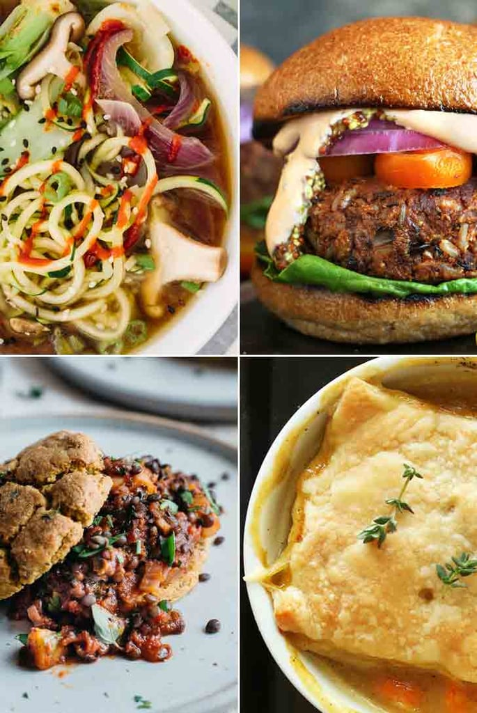 Easy Meatless Dinner Recipes