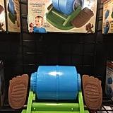 Big Foot Ice Cream Machine
