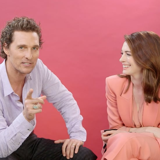 Anne Hathaway and Matthew McConaughey Serenity Interview