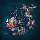 Christmas Roller Coaster