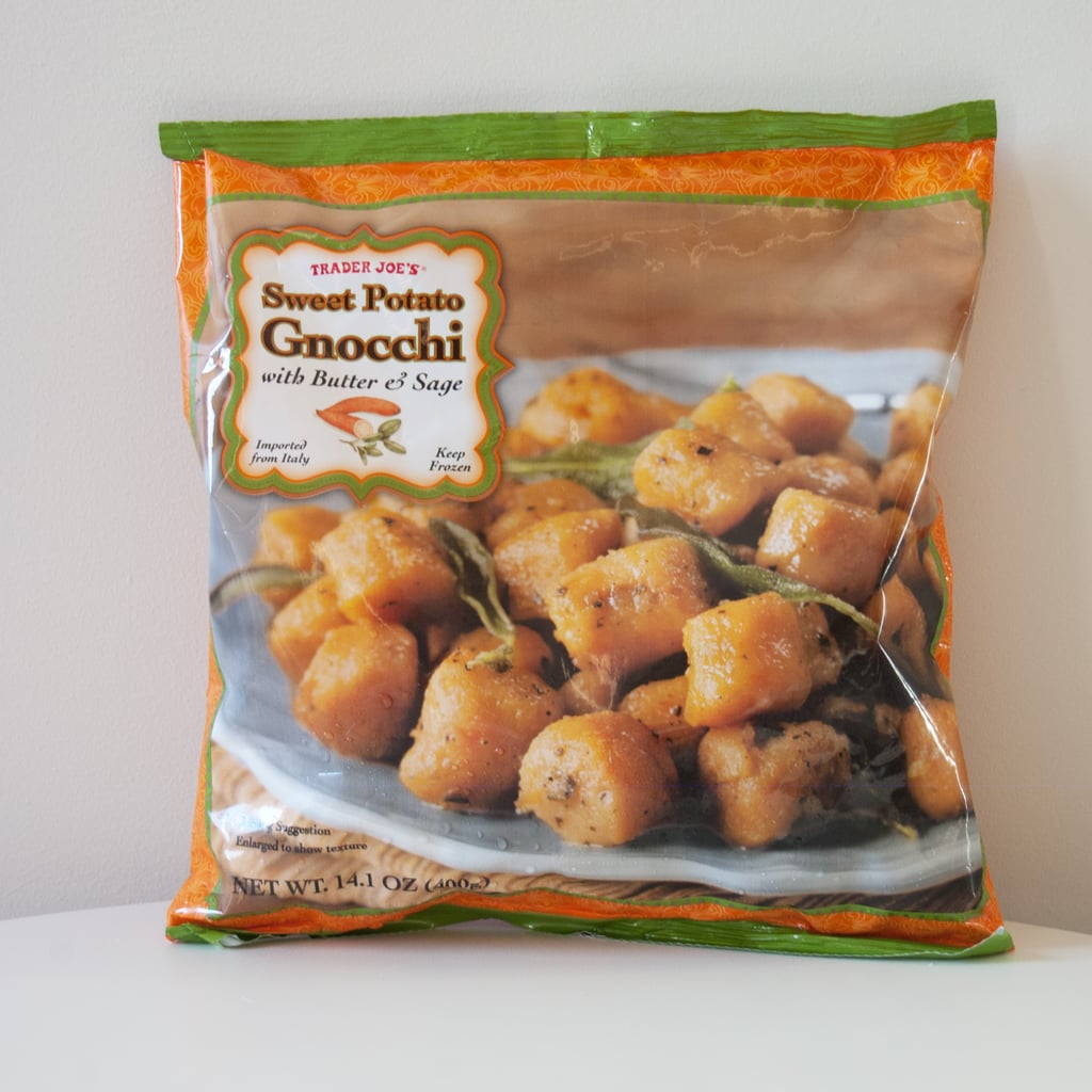Trader Joe's Sweet Potato Gnocchi With Butter and Sage