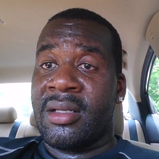 Dad Locks Himself in Hot Car To Prove Point
