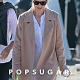 Naomi Watts had a Wednesday shoot in Malibu.
