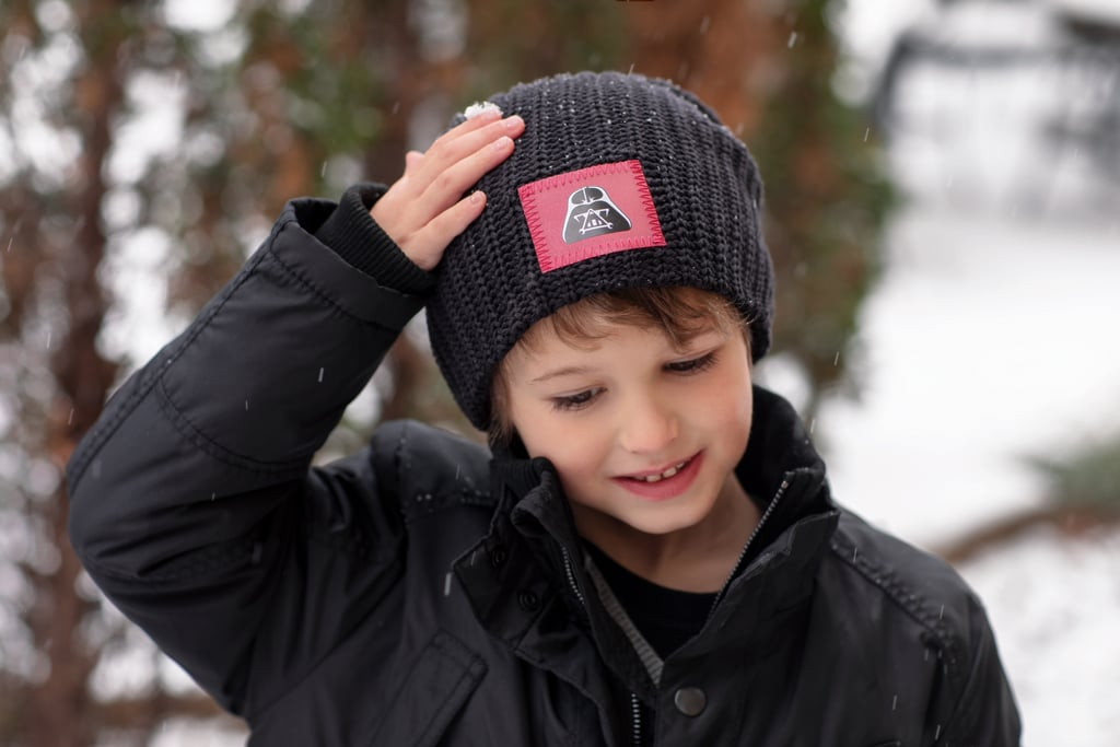 Love Your Melon Kids' Star Wars Darth Vader Beanie
