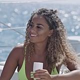 Amber Gill's Hair Love Island