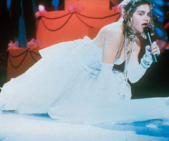 Madonna Performed Like A Virgin In 1984 At Radio City Music Hall Blast From The Past 69 Unforgettable Mtv Vmas Moments Popsugar Celebrity Photo 33
