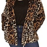 Seeing Spots Faux Fur Coat