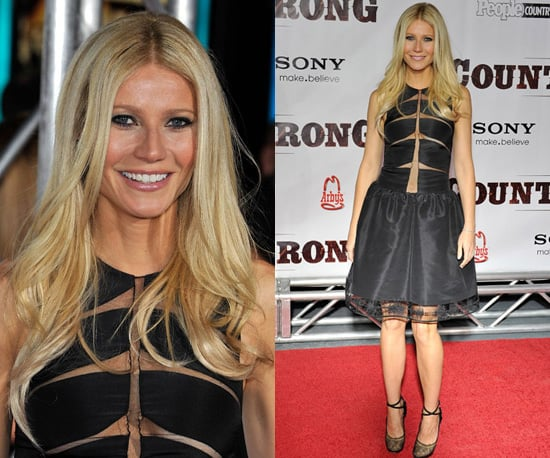 Photos of Gwyneth Paltrow at Country Strong Premiere