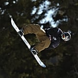 Shaun White Goes For a Three-peat