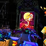 A Nightmare Before Christmas-Themed Haunted Mansion