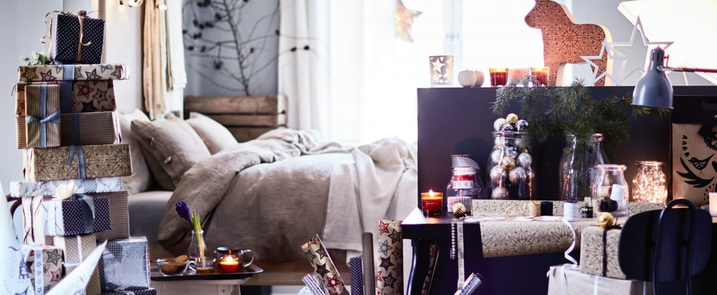 Ikea's New Holiday Collection Will Transform Your Home Into a Winter Wonderland