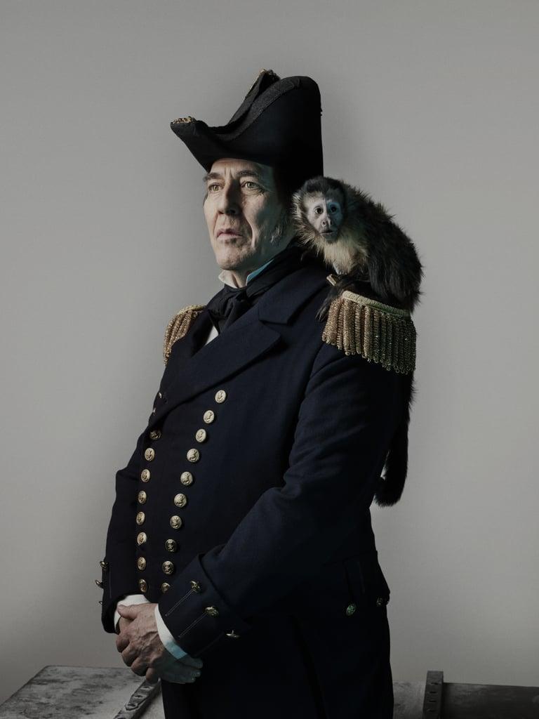 Ciarán Hinds as John Franklin