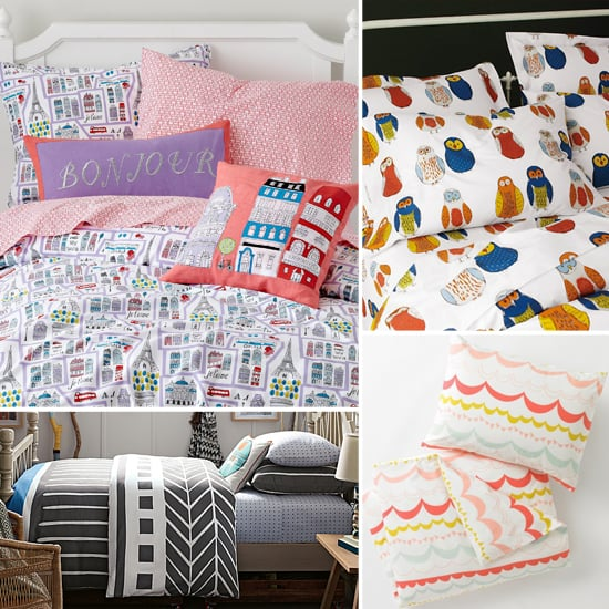 New Kid Bedding Designs For Fall 2012