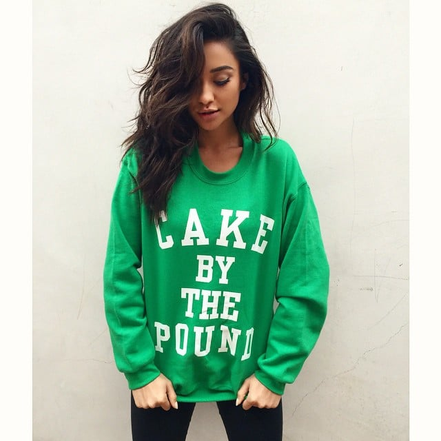 Girl loves her Beyoncé — and we need this sweatshirt ($65).