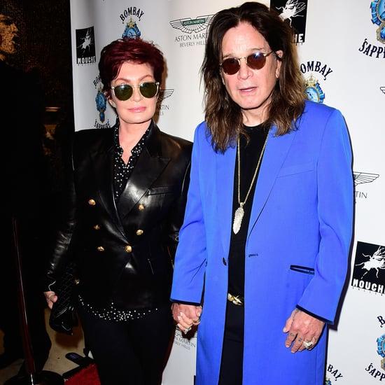 Sharon und Ozzy Osbourne lassen sich scheiden