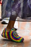 The Shoes At Fashion Week Are