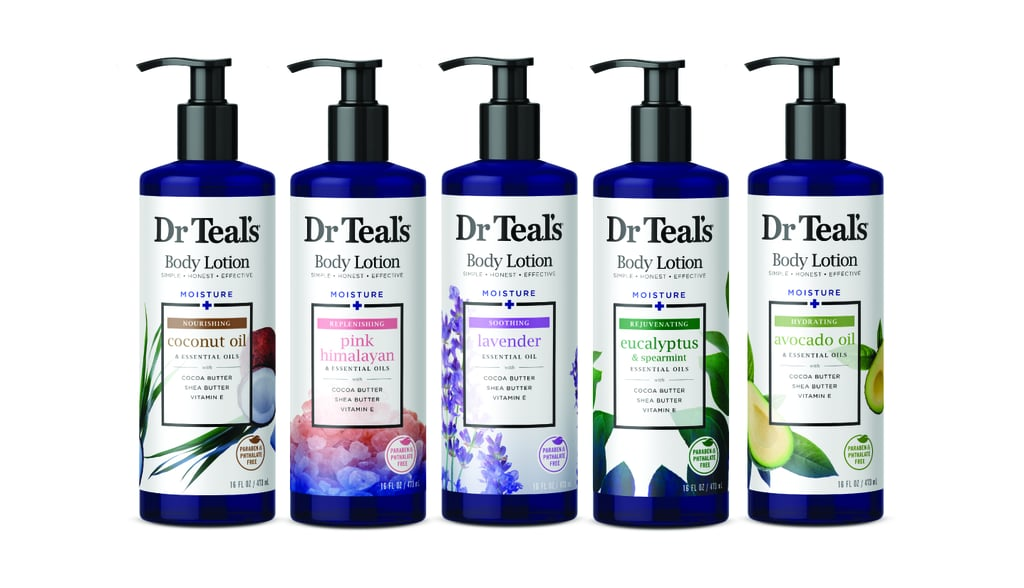 Dr. Teal's Body Lotion Collection
