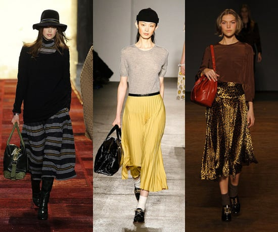 2011 Fall New York Fashion Week Roundup: Top 15 Trends