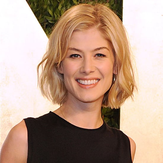 Who Is Rosamund Pike, Cast in Gone Girl