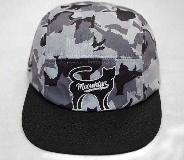 Meow United Cameowflage Cap