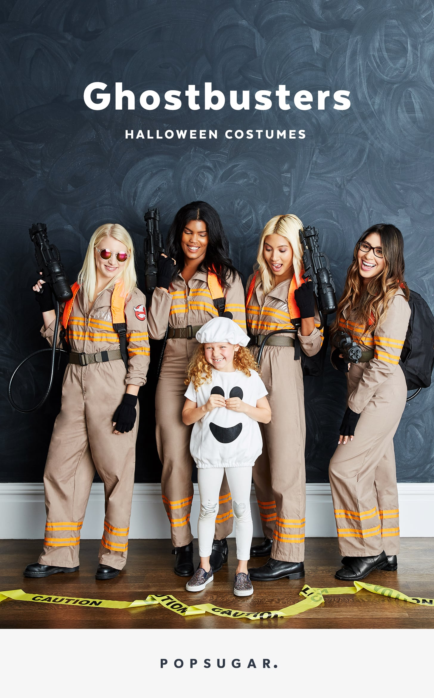 diy ghostbusters halloween costume | popsugar smart living