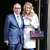 Jerry Hall and Rupert Murdoch's Wedding