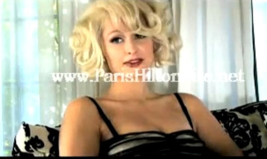 Check Out Paris Hilton's Behind the Scenes Fragrance Video