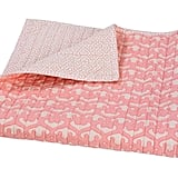 Dwellstudio Organic Quilted Play Blanket