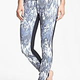 Yes, stylish moisture-wicking gear exists! These Zella Split Print Leggings ($58) offer an ikat print on the front and solid back to keep you feeling confident. These leggings also have a hidden waistband pocket to stash your cash or a key.
