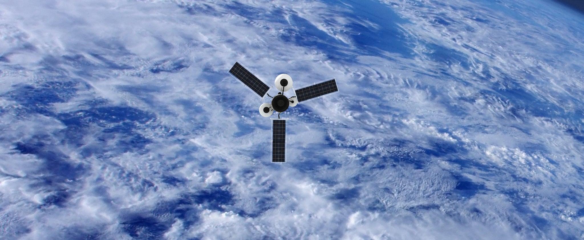 إيستي لودر ترسل سيروم عناية بالبشرة إلى الفضاء