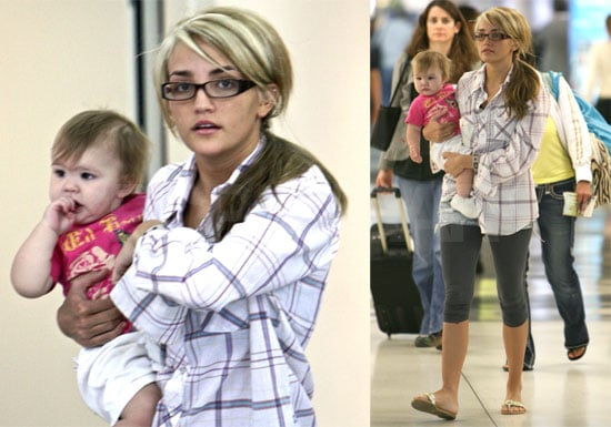 Photos of Jamie Lynn Spears and Maddie Aldridge, Casey Aldridge in Serious Car Accident