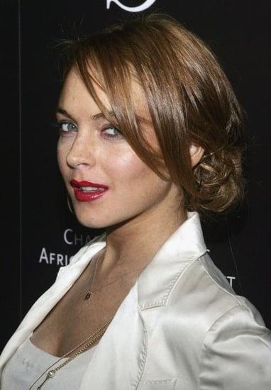 Lindsay Lohan's Lips