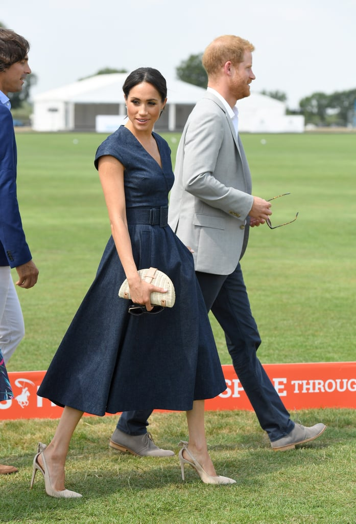 """19 Times Meghan Markle and Prince Harry Said, """"Babe, We're Twinning"""" Before Leaving the House"""