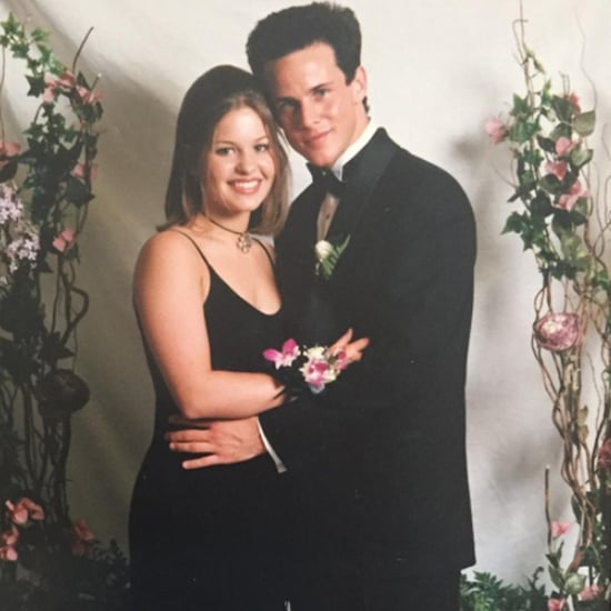 Candace Cameron Bure Throwback Prom Photo With Scott Weinger